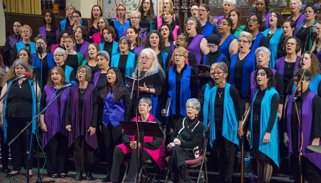 ANNA singers in concert