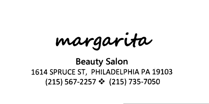 Margarita Beauty Salon