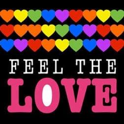 Feel the love design