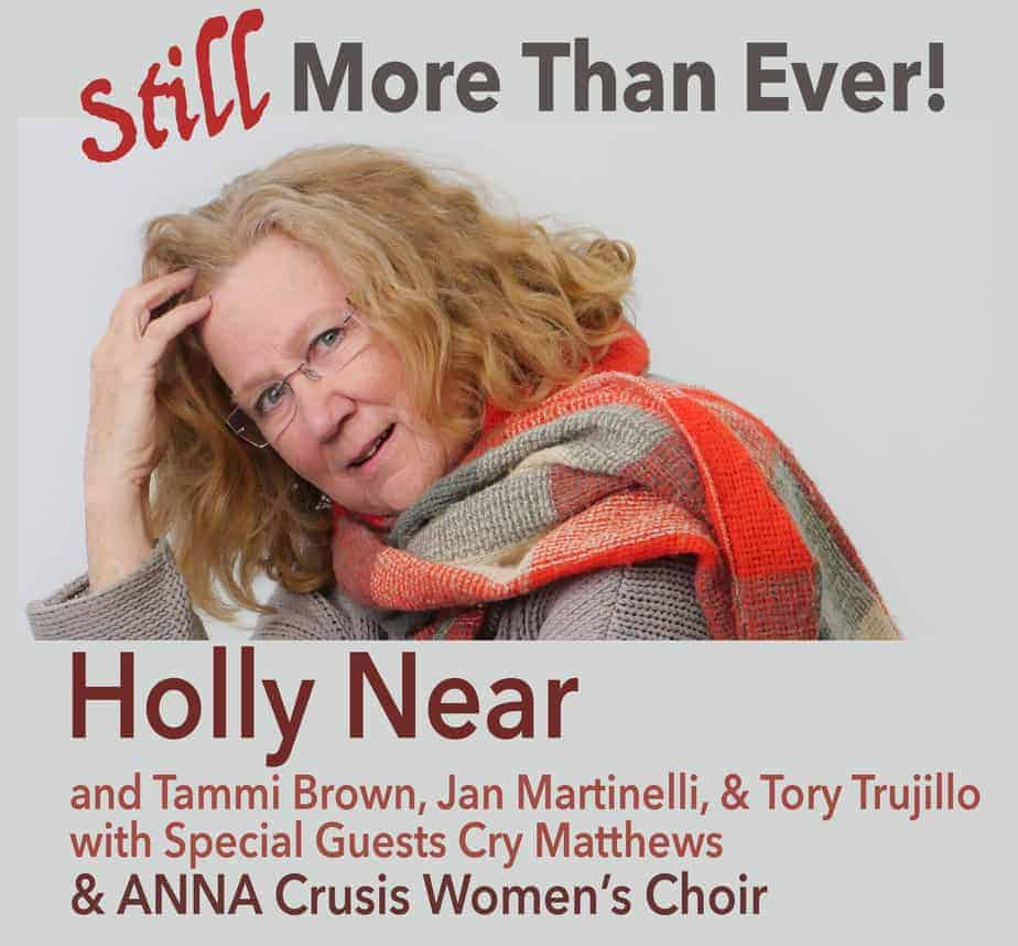 Holly Near - Still More Than Ever