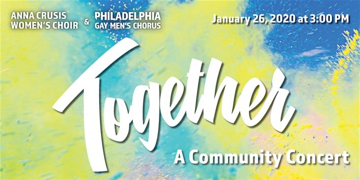 Together - A Community Concert -